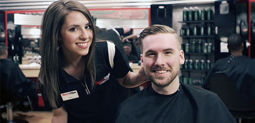 Sport Clips Haircuts of Knoxville - Bearden  Haircuts